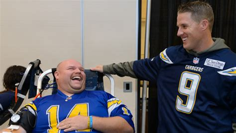 Annual Chargers' Blood Drive Brings Out Fans