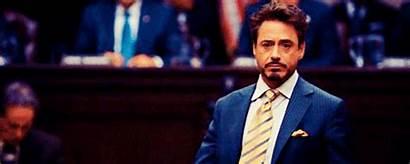 Jr Downey Robert Tony Stark Gifs Peace
