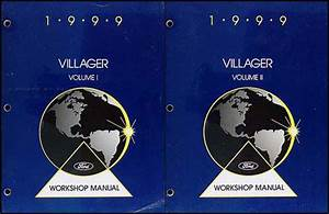 Diagram  2002 Mercury Villager Wiring Diagram Manual