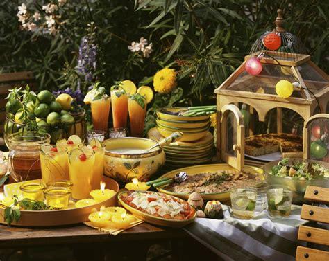 organizzare un giardino summer in giardino come organizzare una festa di stile