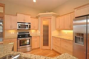 Extraordinary Corner Pantry Kitchen Cabinet of Frosted