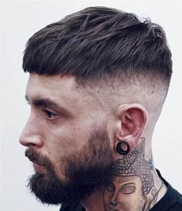 Coupe Courte Homme 2018 : coupe brosse homme 2018 coupe de cheveux la mode ~ Melissatoandfro.com Idées de Décoration