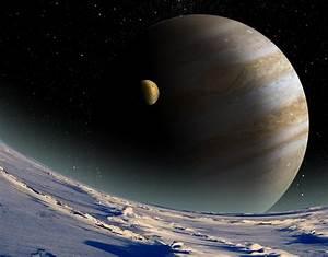 Jupiter-closeup