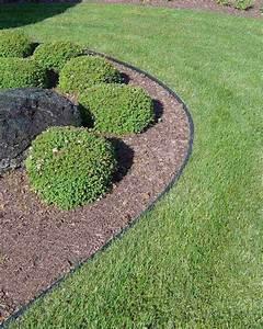 Bordure De Gazon : bordure de pelouse choix de mat riaux et les techniques ~ Premium-room.com Idées de Décoration