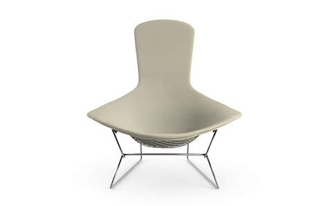 bertoia bird chair with cover in classic boucl 233
