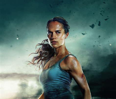Tomb Raider 2018 Alicia Vikander 4k, Hd Movies, 4k