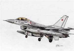 Combat aviation: F-16 Fighting Falcon. A single-engine ...