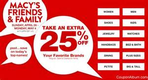macy 39 s friends family sale 25 sitewide - Kitchen Collection Coupon Code
