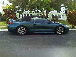 1996 Mitsubishi Eclipse Spyder - Pictures