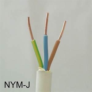3x1 5 Nym : sonstiges nym j 3x1 5 100 kabel nym j 3x1 5 grau ringware 100m ~ Frokenaadalensverden.com Haus und Dekorationen