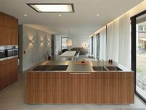 Küche Mit Küchenblock : k che mit maxi k chenblock ~ Markanthonyermac.com Haus und Dekorationen