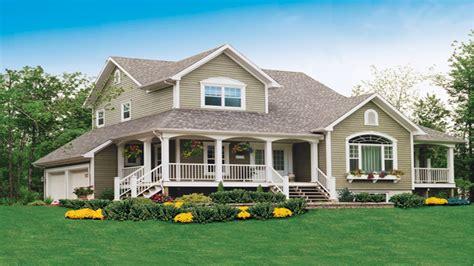 Farmhouse House Plans With Basement Country Farmhouse
