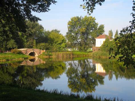 Englischer Garten Dessau unesco weltkulturerbe gartenreich dessau w 246 rlitz