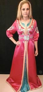 Robe de mariee orientale montpellier la fee du caftan for Robe de mariage orientale