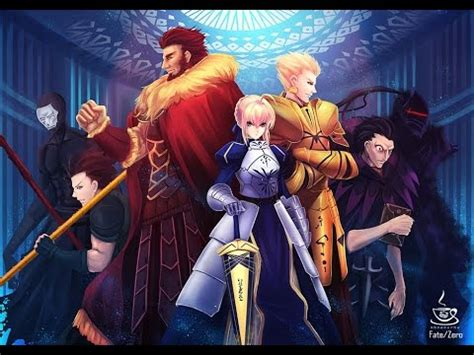 fatezero analytical review youtube