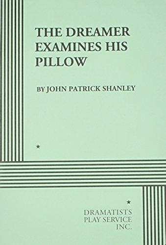 the dreamer examines his pillow the dreamer examines his pillow rent 9780822203315