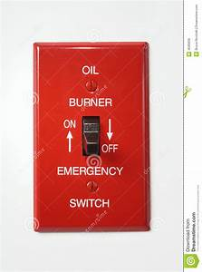 Metal Prices Chart Oil Burner Emergency Switch Off Stock Image Image Of