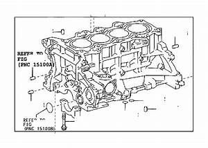 Toyota Echo Engine Crankshaft Main Bearing Cap Bolt  Bolt