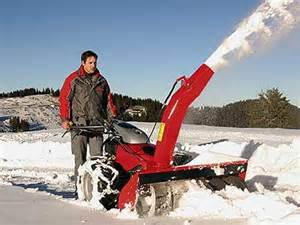 Monster Snow Blower