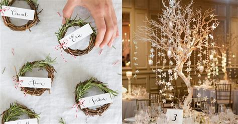 15 diy winter wedding decor ideas