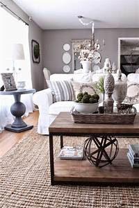 37, Best, Coffee, Table, Decorating, Ideas, And, Designs, For, 2017