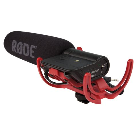 rode microphone rode videomic rycote 171 microphone