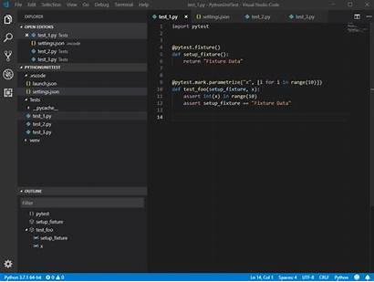Python Code Visual Studio Microsoft Release Vscode
