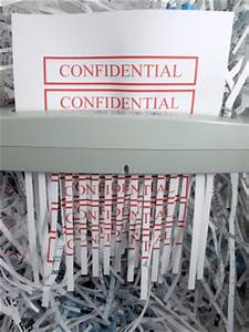 Upcoming events personal document shredding bensalem for Document shredding berkeley