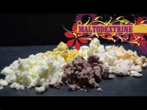 cuisine moliculaire cuisine moleculaire le maltodextrine