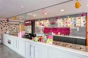 Design Shop 23 : dondurma d kkan ice cream shop by kst architecture interiors antalya turkey retail ~ Orissabook.com Haus und Dekorationen