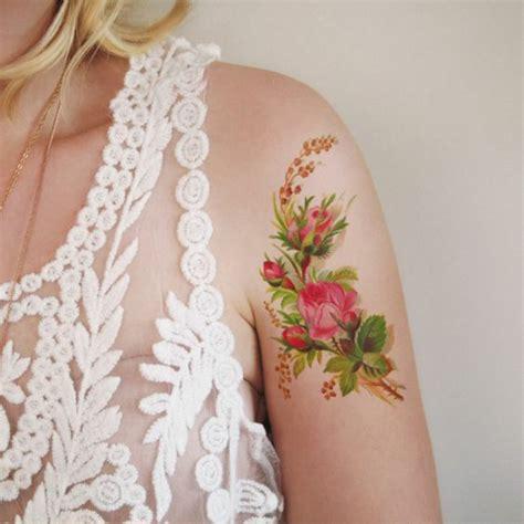 ideas  beautiful flower tattoos   secret