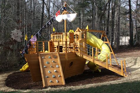 backyard pirate ship plans how to freecycle and repurpose tutorials recycled