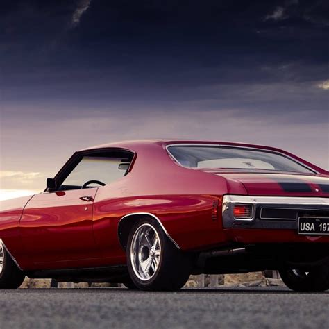 10 Most Popular Chevy Muscle Car Wallpaper Full Hd 1080p