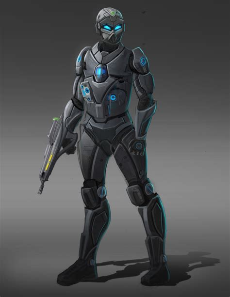 Images Of Sci Fi Battle Suit Golfclub