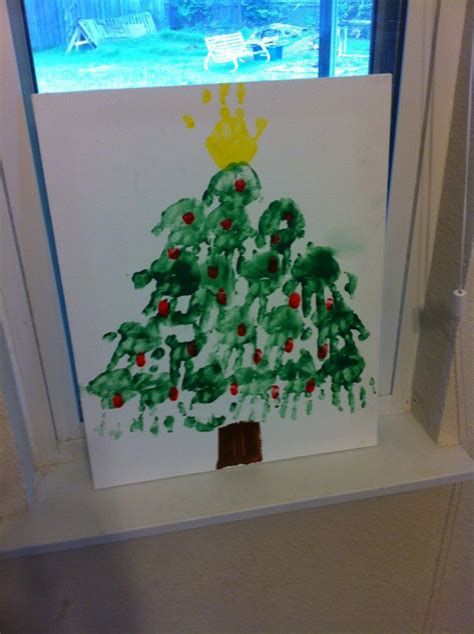 kids christmas craft great for elementary school or