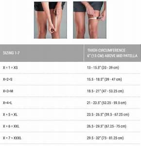 Donjoy Knee Brace Color Chart Donjoy Renegade Knee Brace Dme Direct