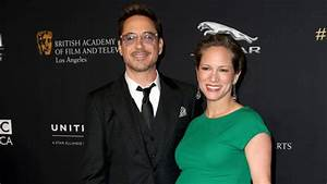 Robert Downey Jr. and Wife Susan Welcome Baby Girl ...