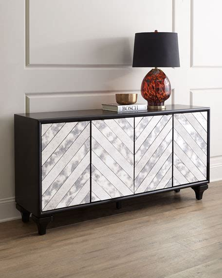 mirrored sideboard furniture furniture libby mirrored sideboard 4165