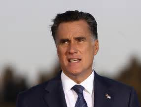 Palestinians Hit Back at Mitt Romney Remarks on Israel's ...