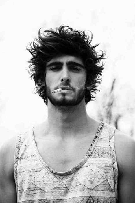 Surfer Hair For Men - 50 Beach Inspired Men's Hairstyles