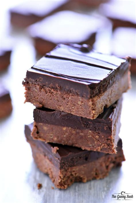 what to bake with nutella no bake nutella bars the gunny sack