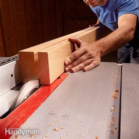 table  tips  techniques  woodshop woodworking