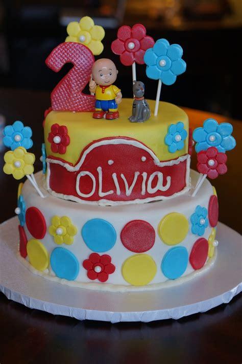 cake ideas for caillou birthday cakes decoration ideas little birthday cakes