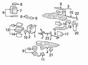 Chevrolet Tahoe Hvac Blower Motor Resistor  Heater  Speed