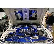 Custom Mustang Engine Bay  BenLevycom