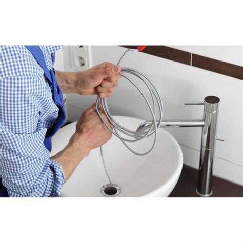 abwasserkanal reinigen kosten handrohrreinigung mit spiralen