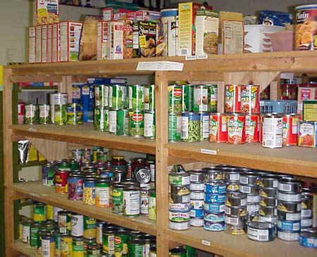 emergency food pantry are you prepared for an emergency s