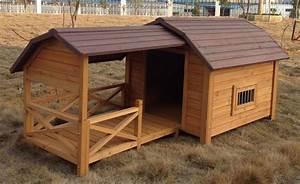 Niche Pour Chien Avec Terrasse : blog vos chiens ~ Dailycaller-alerts.com Idées de Décoration