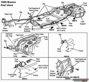1986 Ford F 150 Fuel System Diagram
