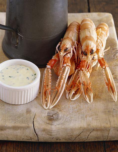 cuisine de noel langoustine de noël recettes de langoustine de noël
